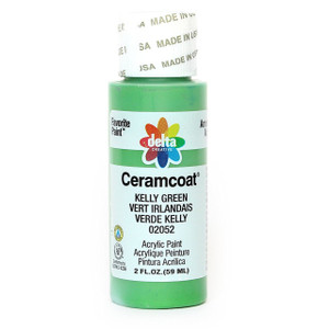 Delta Ceramcoat ® Acrylic Paint, Kelly Green
