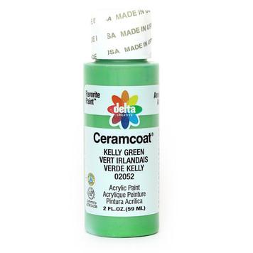 Delta Ceramcoat ® Acrylic Paint, Kelly Green
