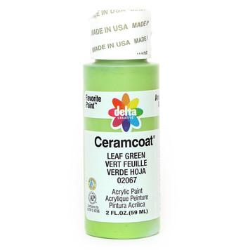 Delta Ceramcoat ® Acrylic Paint, Leaf Green