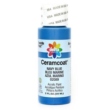 Delta Ceramcoat ® Acrylic Paint, Navy Blue