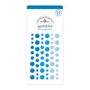 Blue Jean Doodlebug Sprinkle Dots