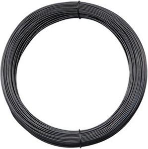 19 Gauge Black Wire