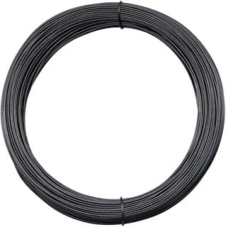19 Gauge Black Wire