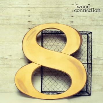 Monogram Numbers