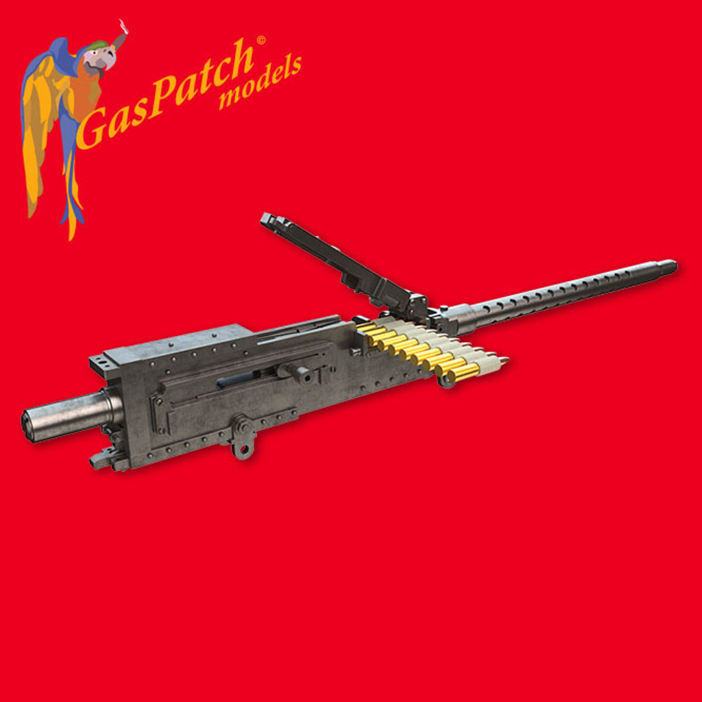 Browning Cal.30 Flexible Fixed 1/48
