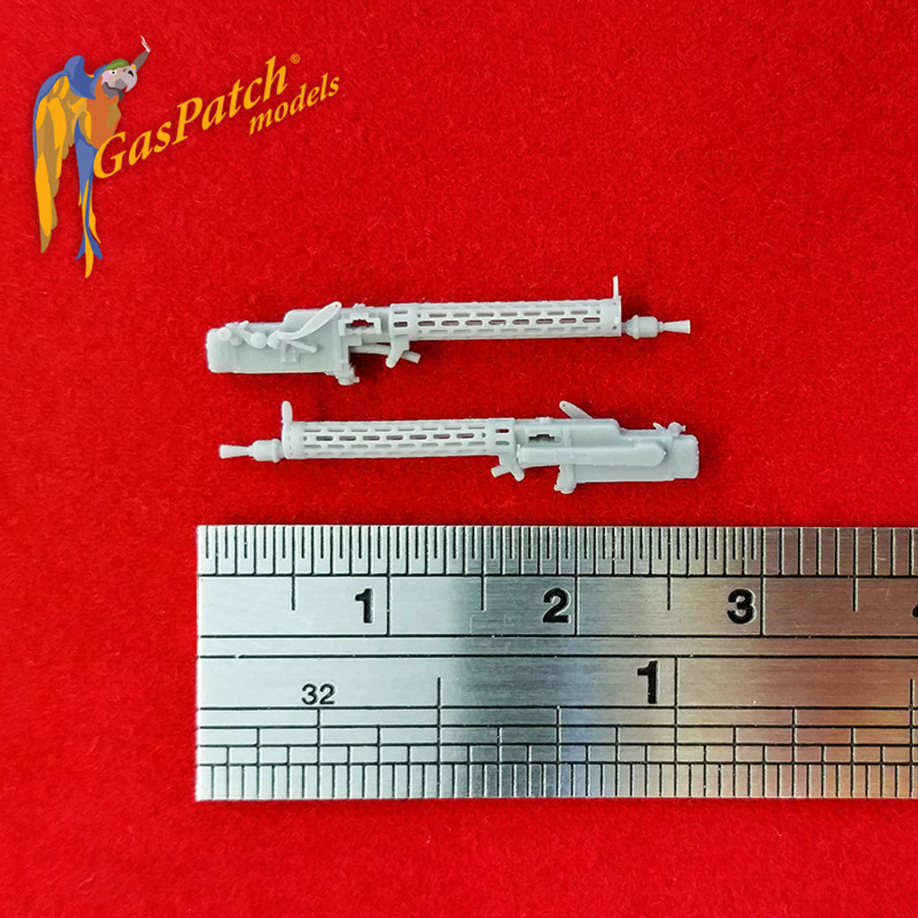 Spandau 08/15 Extended Loading Handle 1/48