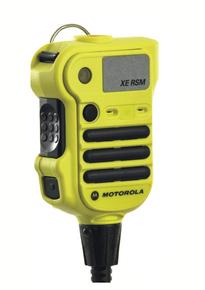 Motorola NNTN8203AYLW APX XE Remote Speaker Microphone