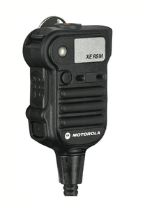 Motorola NNTN8203ABLK APX XE Remote Speaker Microphone