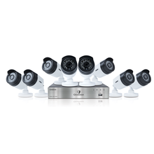 Guardian G6880D2 Wired Video Surveillance System