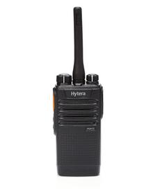 Hytera PD412 Digital DMR Portable 450-520mHz UHF 4-Watt Radio with Integrated RFID Reader