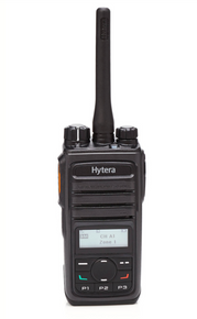 Hytera PD562 UL913 Intrinsically Safe Digital DMR Portable 400-470mHz UHF 4-Watt Radio