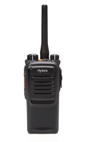 Hytera PD702G Digital DMR Portable 400-470mHz UHF 4-Watt Radio with GPS
