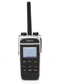 Hytera PD662G Digital DMR 400-527mHz UHF GPS Man Down Portable Radio
