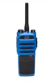 Hytera PD712ex Digital DMR Intrinsically Safe Portable 400-470mHz UHF 4-Watt Radio