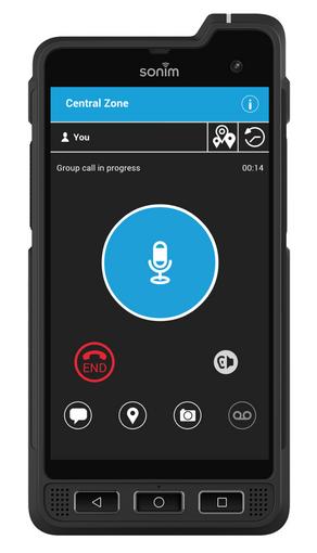 Sonim XP8 with Nationwide Enhanced Push-to-Talk