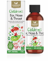 Harker Herbals Children's Ear, Nose & Throat (150ml)