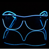Laser Flashing Party Shades