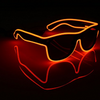 Lasers Flashing Party Shades
