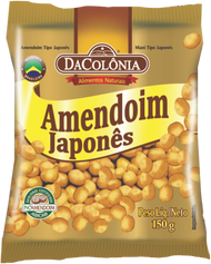 Japonese Peanuts - DaColonia  150g