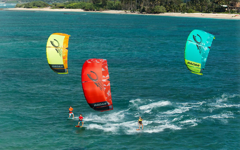 MACkite has an incredible selection of kiteboarding gear at amazing prices!