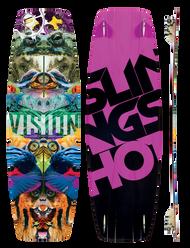 2015 Slingshot Vision Kiteboard