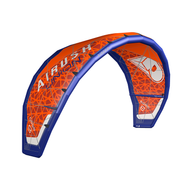 2017 Airush Union Kiteboarding Kite - Orange Theme