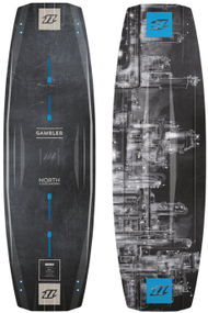 2017 North Gambler Kiteboard