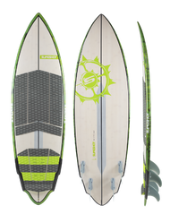 2018 Slingshot Mixer Kite Surfboard