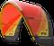 2018 Cabrinha FX Kiteboarding Kite Red