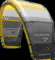 2018 Cabrinha Chaos Kiteboarding Kite