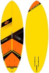 2018 Naish Hover Titan 120 WS Foil Board