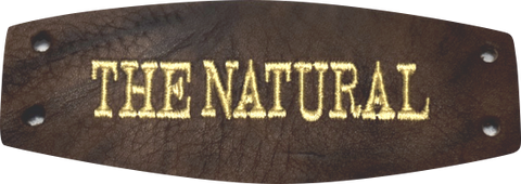 The Natural Series Personalized Glove Tag