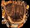 Made in the USA Youth Infielder's Baseball Glove | GRH-1000n inside