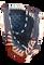 Youth Infielder's Baseball Glove | GRH-1000w inside