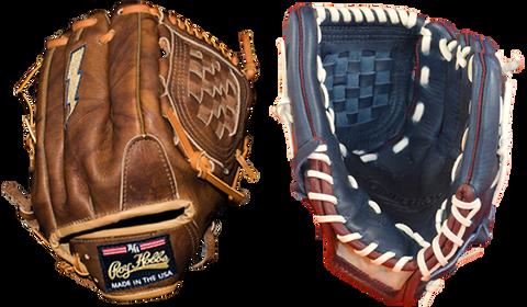 American Made Youth Infielder's Baseball Glove | GRH-1000