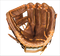 Made in the US Infielder's Baseball Glove | GRH-1100n inside