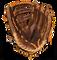 Outfielder's Baseball Glove   GRH-1300n Made in the USA inside
