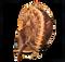 Roy Hobbs Catcher's Mitt | GRH-3400 (GRH-3400) Thumb Side