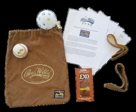 Roy Hobbs Baseball Glove Break-in Kit.