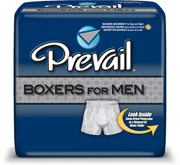 Prevail for Men Boxers