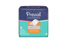 Sample of Prevail Super Absorbent Underpad - Clear Bag