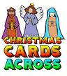 Christmas Cards Across Magic Trick Gospel Nativity