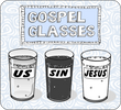 Gospel Glasses Magic Chemical Trick