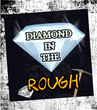 Diamond in the Rough - A Lump of Coal Becomes a Diamond in Your Bare Hands- We are Precious to God - Heavenly Treasures - Transformed by God