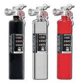 Halotron Fire Extinguisher (2.5lb)