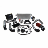 04-05 Honda S2000 30mm Supercharger System w/ AEM V2 - Black Edition