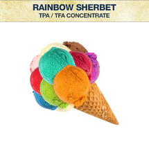 TPA / TFA Rainbow Sherbet Concentrate