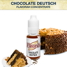 Flavorah Chocolate DeutschConcentrate