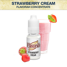 Flavorah Strawberry Cream Concentrate