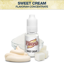 Flavorah Sweet Cream Concentrate